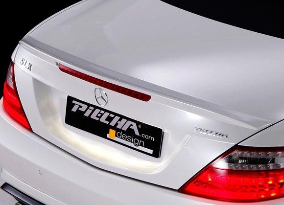 Piecha Accurian RS based on Mercedes SLK R171 5