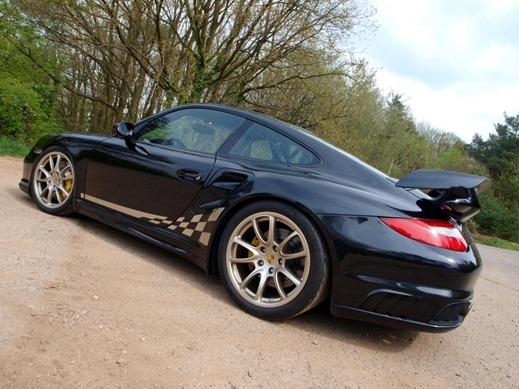 Porsche 997 GT2 by Kubatecmcchip dkr 2