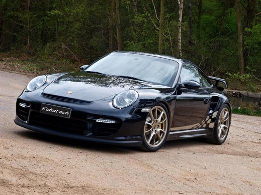 Porsche 997 GT2 by Kubatecmcchip dkr