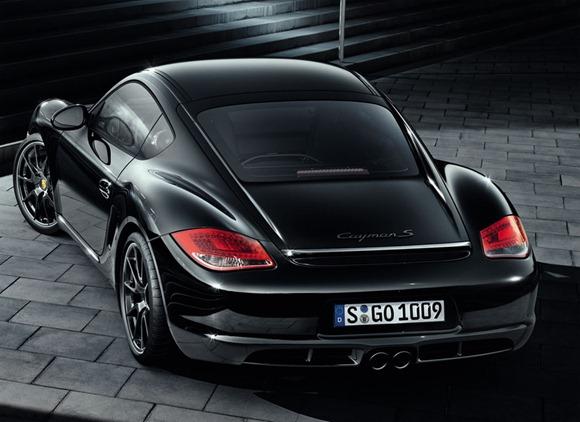 Porsche-Cayman-S-Black-4