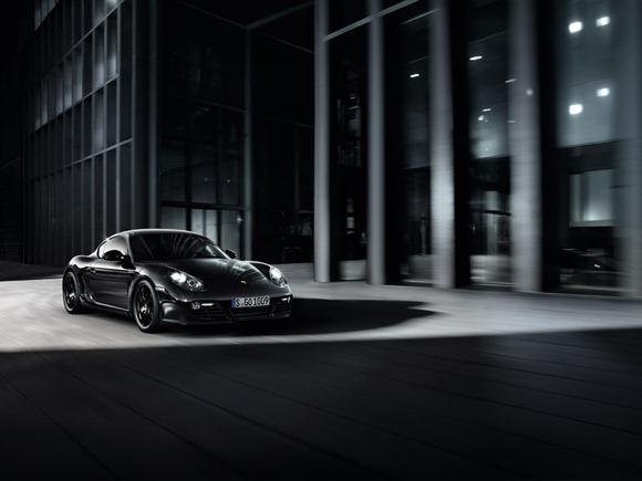 Porsche-Cayman-S-Black-8