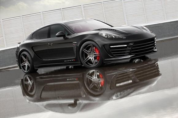 Porsche Panamera Stingray GTR by TOPCAR 2