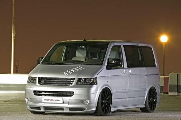 VW T5 by MR Car Design