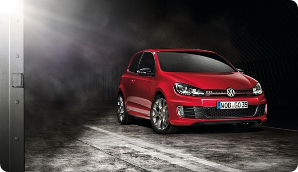 Volkswagen Golf GTI Edition 35 1