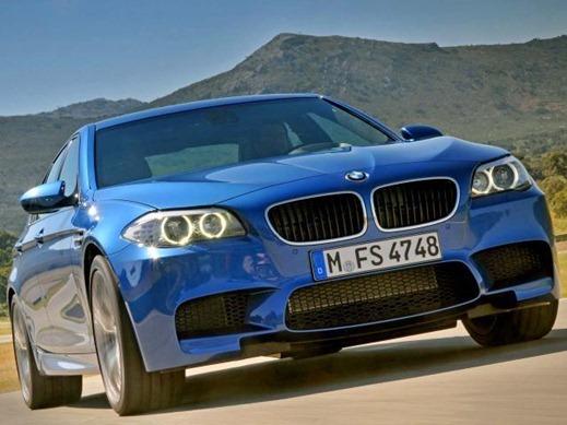 2012 BMW M5 F10 15