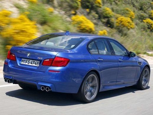 2012 BMW M5 F10 18