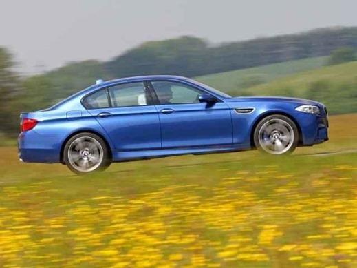 2012 BMW M5 F10 31 - копия