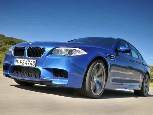 2012 BMW M5 F10 39 - копия