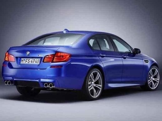 2012 BMW M5 F10 3