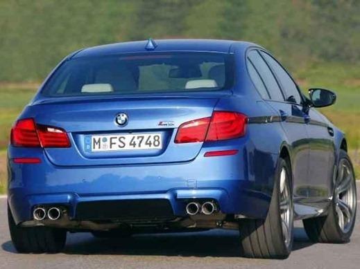 2012 BMW M5 F10 40 - копия