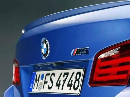 2012 BMW M5 F10 9