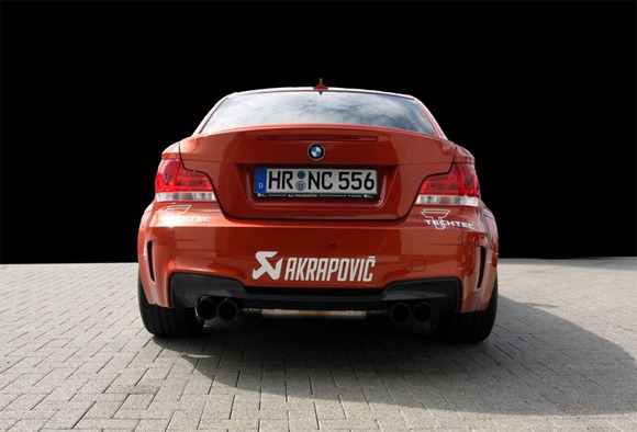 BMW 1-Series M Coupe tuned by TechTec 15