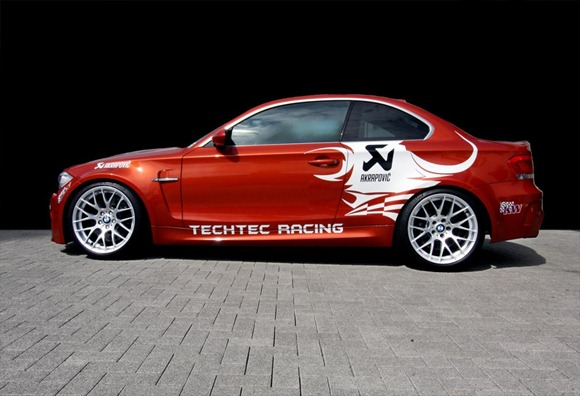 BMW 1-Series M Coupe tuned by TechTec 17
