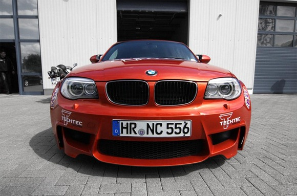 BMW 1-Series M Coupe tuned by TechTec 19