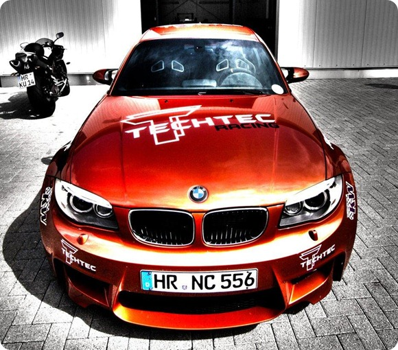 BMW 1-Series M Coupe tuned by TechTec 20