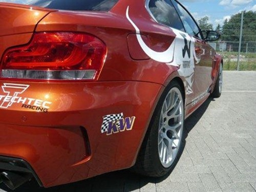 BMW 1-Series M Coupe tuned by TechTec 8