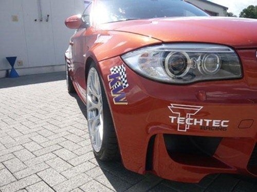 BMW 1-Series M Coupe tuned by TechTec 9