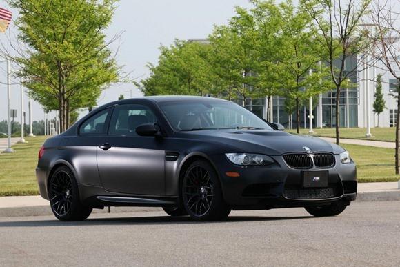 BMW M3 Frozen Black special editon 3