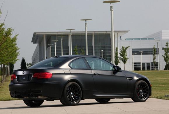BMW M3 Frozen Black special editon 6