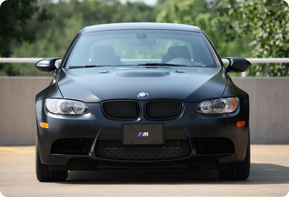 BMW M3 Frozen Black special editon 8