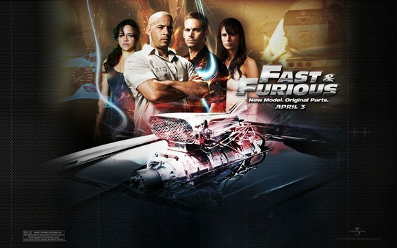 Fast and the Furious 5 wallpapers 10