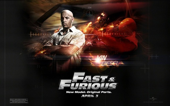 Fast and the Furious 5 wallpapers 11