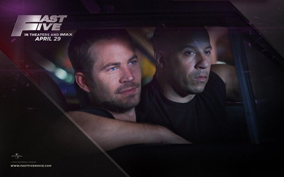 Fast and the Furious 5 wallpapers 5