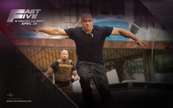 Fast and the Furious 5 wallpapers 6
