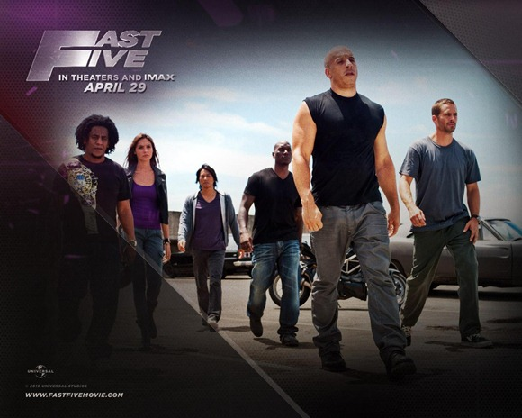 Fast and the Furious 5 wallpapers 7