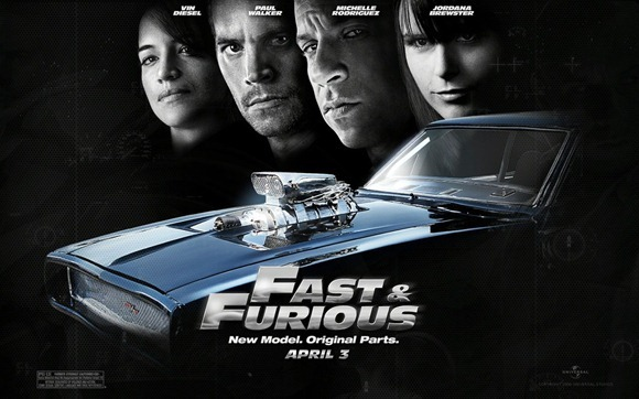 Fast and the Furious 5 wallpapers 9