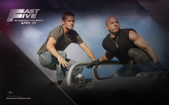 Fast and the Furious 5 wallpapers