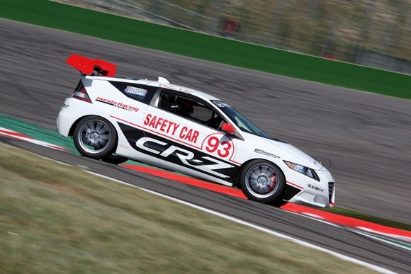 Honda Performance Development CR-Z Racer Le Mans 1
