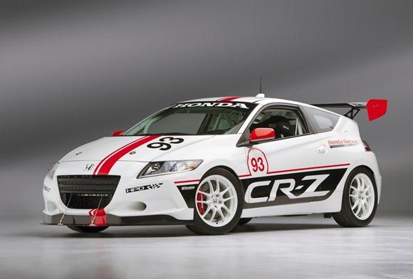 Honda Performance Development CR-Z Racer Le Mans