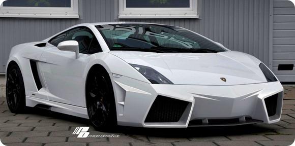 Lamborghini Gallardo by Prior Design 1