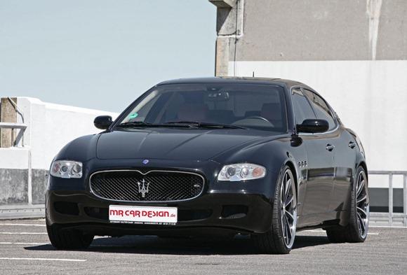 Maserati Quattroporte by MR Car Design 1