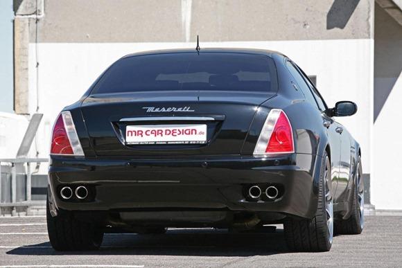 Maserati Quattroporte by MR Car Design 6