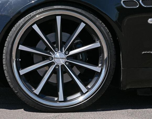 Maserati Quattroporte by MR Car Design 9