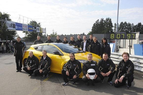 Megane RS Trophy s 4