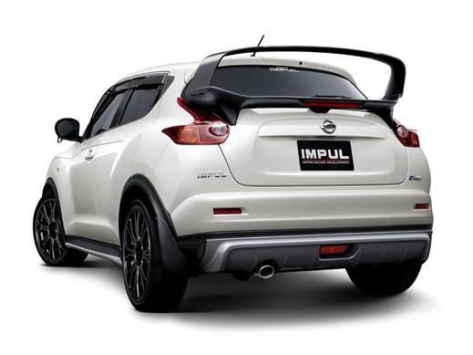 Nissan Juke by Impul
