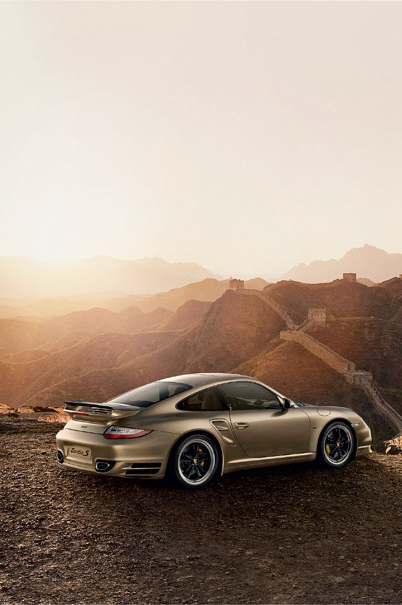 Porsch-911-Turbo-S-China-4