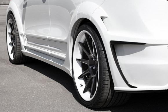 Porsche Cayenne II by LUMMA Design 10
