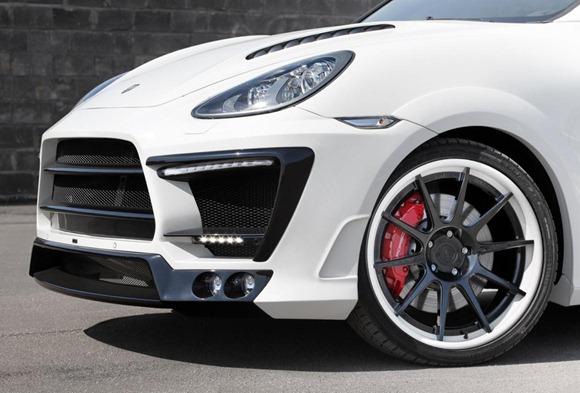 Porsche Cayenne II by LUMMA Design 3