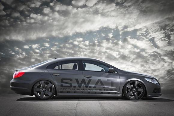 VW Passat CC by KBR Motorsport  1