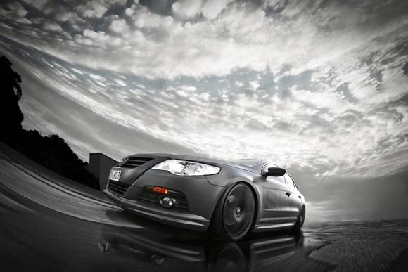 VW Passat CC by KBR Motorsport  3