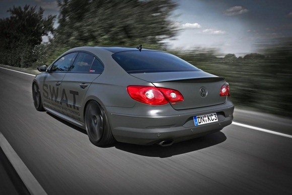VW Passat CC by KBR Motorsport  4