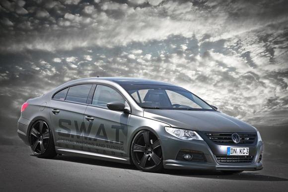 VW Passat CC by KBR Motorsport