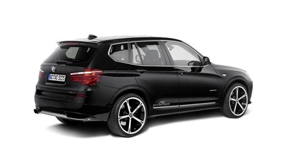 2011 BMW X3 (F25) by AC Schnitzer 11