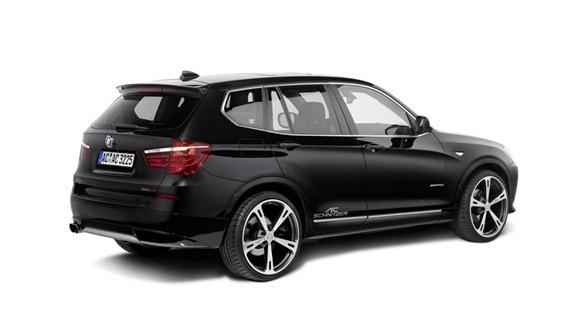 2011 BMW X3 (F25) by AC Schnitzer 12