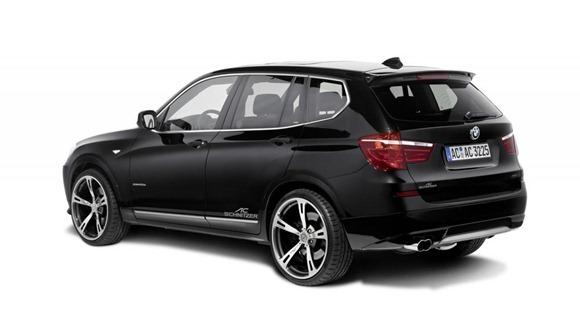 2011 BMW X3 (F25) by AC Schnitzer 13