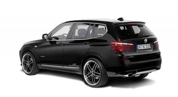 2011 BMW X3 (F25) by AC Schnitzer 14